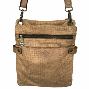 Primary Photo - BRAND: PATRICIA NASH STYLE: HANDBAG DESIGNER COLOR: TAN SIZE: SMALL OTHER INFO: AS IN SKU: 283-283148-1462