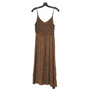 Primary Photo - BRAND: INDIGO BLUE STYLE: DRESS SHORT SLEEVELESS COLOR: ANIMAL PRINT SIZE: M SKU: 283-283134-9052