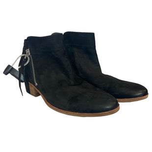 Primary Photo - BRAND: SAM EDELMAN STYLE: BOOTS ANKLE COLOR: BLACK SIZE: 6 OTHER INFO: AS IS SKU: 283-283124-22018