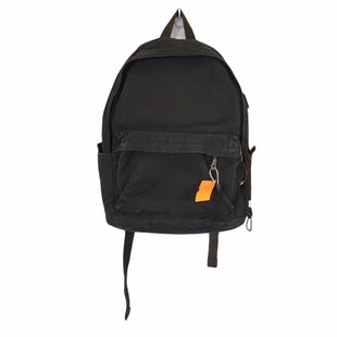 Primary Photo - BRAND:    CLOTHES MENTOR STYLE: BACKPACK COLOR: BLACK SIZE: MEDIUM OTHER INFO: MUZEE - AS IS SKU: 283-283124-22932