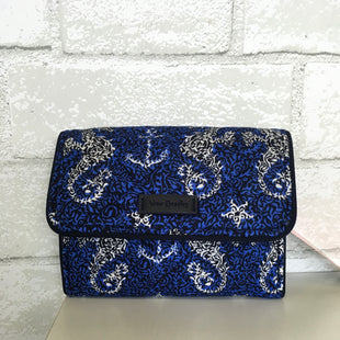 Primary Photo - BRAND: VERA BRADLEY CLASSIC STYLE: WALLET COLOR: BLUE SIZE: MEDIUM OTHER INFO: AS IS SKU: 283-283124-20692