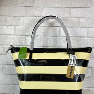 Primary Photo - BRAND: KATE SPADE STYLE: HANDBAG DESIGNER COLOR: STRIPED SIZE: LARGE OTHER INFO: AS IS SKU: 283-28388-12586