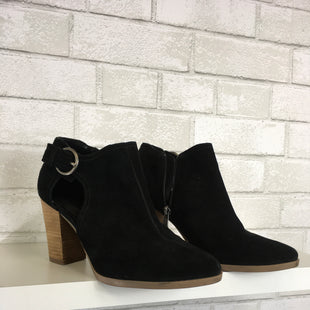 Primary Photo - BRAND:    CLOTHES MENTOR STYLE: BOOTS ANKLE COLOR: BLACK SIZE: 8 OTHER INFO: FRANCO FORTINE - AS IS SKU: 283-28388-13958