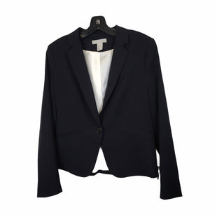 Primary Photo - BRAND: H&M STYLE: BLAZER JACKET COLOR: NAVY SIZE: L SKU: 283-28388-21453