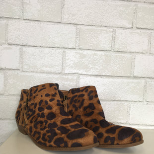 Primary Photo - BRAND: GIANNI BINI STYLE: BOOTS ANKLE COLOR: ANIMAL PRINT SIZE: 5 OTHER INFO: AS IS SKU: 283-28388-13499