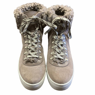 Primary Photo - BRAND: SAM EDELMAN STYLE: BOOTS ANKLE COLOR: BEIGE SIZE: 9.5 SKU: 283-28388-22770