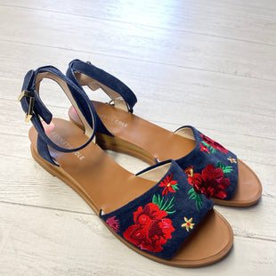 Primary Photo - BRAND: KENNETH COLE STYLE: SANDALS LOW COLOR: FLORAL SIZE: 9 SKU: 283-283133-13435