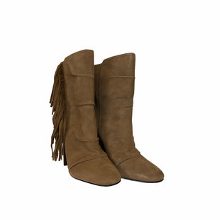 Primary Photo - BRAND:  CMA STYLE: BOOTS DESIGNER COLOR: TAN SIZE: 8 OTHER INFO: GIUSEPPE ZANOTTI - AS IS SKU: 283-283133-15226