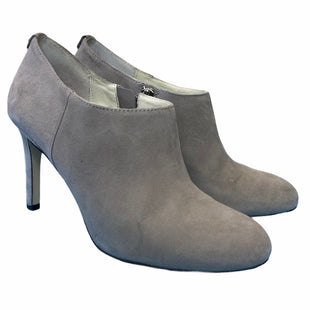 Primary Photo - BRAND: MICHAEL BY MICHAEL KORS STYLE: SHOES LOW HEEL COLOR: GREY SIZE: 7 SKU: 283-283124-22383