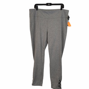 Primary Photo - BRAND: CATO STYLE: ATHLETIC PANTS COLOR: GREY SIZE: XL SKU: 283-283151-1794