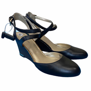 Primary Photo - BRAND: BANDOLINO STYLE: SHOES LOW HEEL COLOR: BLACK SIZE: 9.5 OTHER INFO: AS IS SKU: 283-283124-22305