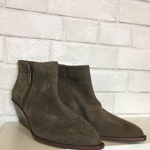 Primary Photo - BRAND:    1 STATESTYLE: BOOTS ANKLE COLOR: TAUPE SIZE: 8 SKU: 283-283149-4187