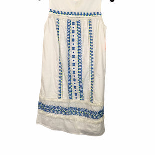 Primary Photo - BRAND: VINEYARD VINES STYLE: DRESS SHORT SLEEVELESS COLOR: WHITE SIZE: XS SKU: 283-28388-22087
