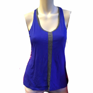 Primary Photo - BRAND: AVIA STYLE: ATHLETIC TANK TOP COLOR: BLUE SIZE: XS SKU: 283-283135-3896