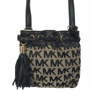 Primary Photo - BRAND: MICHAEL KORS STYLE: HANDBAG DESIGNER COLOR: BLACK SIZE: SMALL OTHER INFO: AS IS SKU: 283-28388-27720