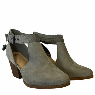 Primary Photo - BRAND: CATO STYLE: BOOTS ANKLE COLOR: GREY SIZE: 9 SKU: 283-28388-19443