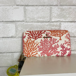 Primary Photo - BRAND: SPARTINA STYLE: WALLET COLOR: ORANGEPINK SIZE: LARGE SKU: 283-28389-43116