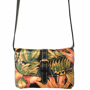 Primary Photo - BRAND: PATRICIA NASH STYLE: HANDBAG DESIGNER COLOR: GREEN RED SIZE: SMALL OTHER INFO: AS IS SKU: 283-283133-17306