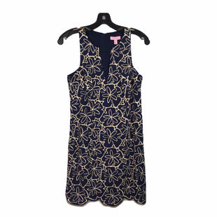 Primary Photo - BRAND: LILLY PULITZER STYLE: DRESS DESIGNER COLOR: NAVY SIZE: XS SKU: 283-28388-22313