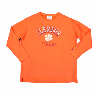 Primary Photo - BRAND: CHAMPION STYLE: ATHLETIC TOP COLOR: ORANGE SIZE: L SKU: 283-283151-1822