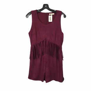 Primary Photo - BRAND: VESTIQUE STYLE: DRESS SHORT SLEEVELESS COLOR: BURGUNDY SIZE: M SKU: 283-28388-21956