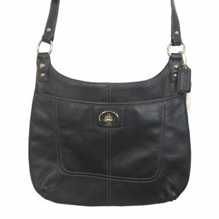 Primary Photo - BRAND: COACH STYLE: HANDBAG DESIGNER COLOR: BLACK SIZE: MEDIUM OTHER INFO: AS IS SKU: 283-283149-7628