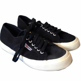 Primary Photo - BRAND: SUPERGA STYLE: SHOES LOW HEEL COLOR: BLACK SIZE: 8 SKU: 283-28388-18118