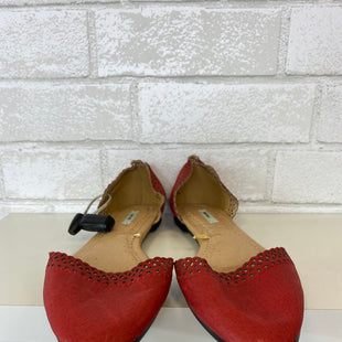 Primary Photo - BRAND: KIMICHI BLUE STYLE: SHOES FLATS COLOR: RED SIZE: 7SKU: 283-283149-4320
