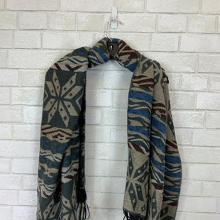 Primary Photo - BRAND:    CLOTHES MENTOR STYLE: SCARF COLOR: GREEN SKU: 283-283149-3398