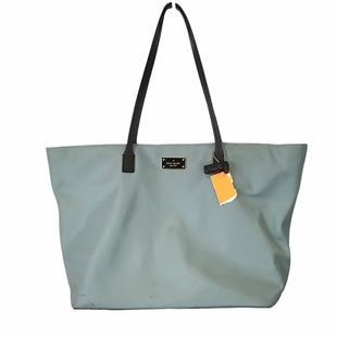 Primary Photo - BRAND: KATE SPADE STYLE: HANDBAG DESIGNER COLOR: BLUE SIZE: LARGE OTHER INFO: AS IS SKU: 283-28388-20261