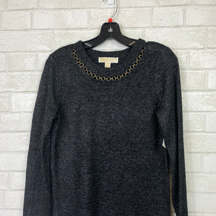 Primary Photo - BRAND: MICHAEL BY MICHAEL KORS STYLE: SWEATER LIGHTWEIGHT COLOR: BLACK SIZE: XS SKU: 283-283124-14866