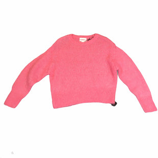 Primary Photo - BRAND: H&M STYLE: SWEATER LIGHTWEIGHT COLOR: PINK SIZE: S SKU: 283-28388-19918