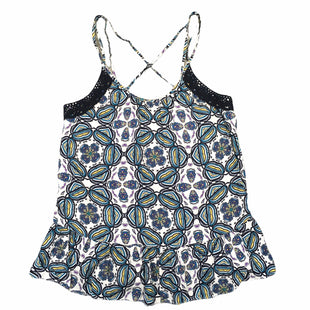 Primary Photo - BRAND: MELROSE AND MARKET STYLE: TOP SLEEVELESS COLOR: BLUE SIZE: M SKU: 283-28388-28110