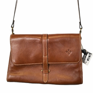Primary Photo - BRAND: PATRICIA NASH STYLE: HANDBAG DESIGNER COLOR: BROWN SIZE: SMALL OTHER INFO: AS IS SKU: 283-283133-16131