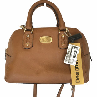 Primary Photo - BRAND: MICHAEL KORS STYLE: HANDBAG DESIGNER COLOR: BROWN SIZE: SMALL OTHER INFO: AS IS SKU: 283-283149-9842