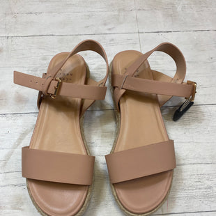Primary Photo - BRAND: A NEW DAY STYLE: SANDALS LOW COLOR: PINK SIZE: 9 OTHER INFO: AS IS SKU: 283-28388-9766