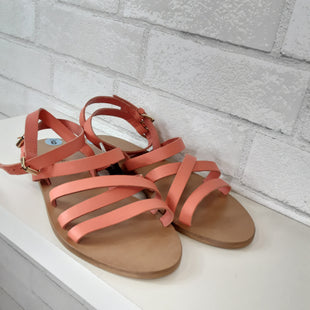 Primary Photo - BRAND: J CREW STYLE: SANDALS FLAT COLOR: CORAL SIZE: 6 SKU: 283-28312-3979