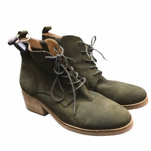 Primary Photo - BRAND: LUCKY BRAND STYLE: BOOTS ANKLE COLOR: GREEN SIZE: 9.5 SKU: 283-283149-7298