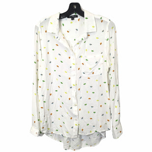 Primary Photo - BRAND: VELVET HEART STYLE: TOP LONG SLEEVE COLOR: WHITE SIZE: M SKU: 283-28388-26602