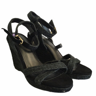 Primary Photo - BRAND: EXPRESS STYLE: SANDALS HIGH COLOR: BLACK SIZE: 8 SKU: 283-283134-10001