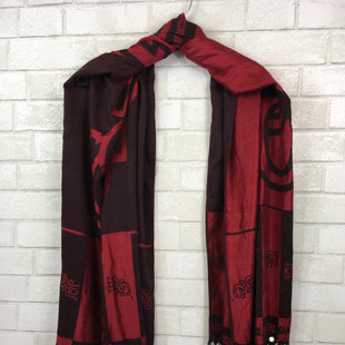 Primary Photo - BRAND:    CLOTHES MENTOR STYLE: SCARF COLOR: RED BLACK SKU: 283-283142-1498