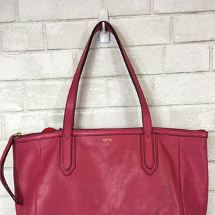Primary Photo - BRAND: FOSSIL STYLE: HANDBAG COLOR: PINK SIZE: LARGE OTHER INFO: AS IS SKU: 283-283133-14584