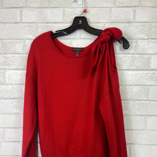Primary Photo - BRAND: LIMITED STYLE: SWEATER CARDIGAN LIGHTWEIGHT COLOR: RED SIZE: M SKU: 283-283124-19981