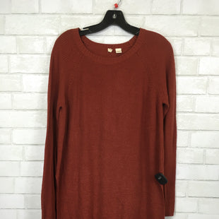 Primary Photo - BRAND: MOTH STYLE: TUNIC LONG SLEEVE COLOR: ORANGE SIZE: M SKU: 283-283124-20680