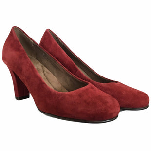 Primary Photo - BRAND: AEROSOLES STYLE: SHOES LOW HEEL COLOR: RED SIZE: 8 SKU: 283-283149-6339