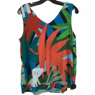 Primary Photo - BRAND: ANN TAYLOR STYLE: TOP SLEEVELESS COLOR: MULTI SIZE: M SKU: 283-283135-5260