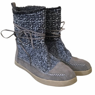 Primary Photo - BRAND: MADDEN GIRL STYLE: BOOTS ANKLE COLOR: GREY SIZE: 7 SKU: 283-283149-6657