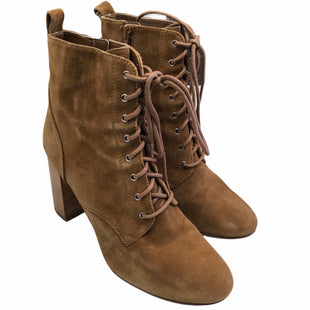 Primary Photo - BRAND:  CMB STYLE: BOOTS ANKLE COLOR: CAMEL SIZE: 9 OTHER INFO: TREASURE & BOND - AS IS SKU: 283-283133-16311