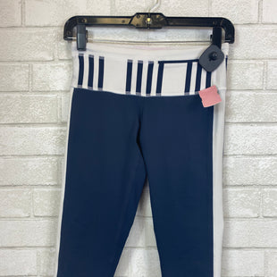 Primary Photo - BRAND: LULULEMON STYLE: ATHLETIC CAPRIS COLOR: NAVY SIZE: S SKU: 283-283134-7692