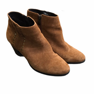 Primary Photo - BRAND:    FRANCO FORTINISTYLE: BOOTS ANKLE COLOR: BROWN SIZE: 8.5 OTHER INFO: FRANCO FORTINI - SKU: 283-28388-18330